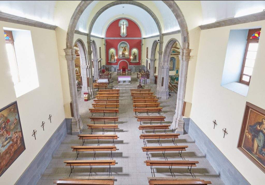 parroquia de nuestra senora de las vegas valsequillo