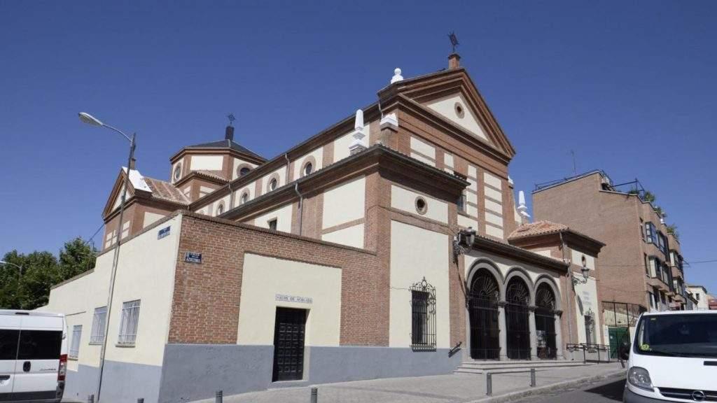 parroquia de nuestra senora de las victorias madrid