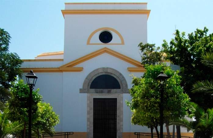 parroquia de nuestra senora de las virtudes la puebla de cazalla