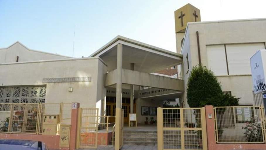 parroquia de nuestra senora de loreto agustinos recoletos madrid