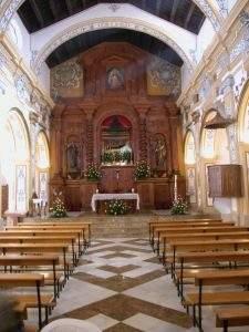 parroquia de nuestra senora de loreto algezares