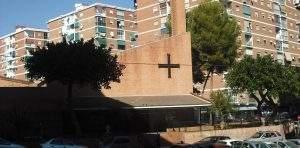 parroquia de nuestra senora de los angeles malaga