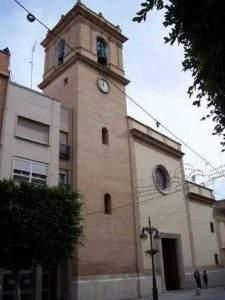 Parroquia de Nuestra Señora de los Ángeles (Mislata)