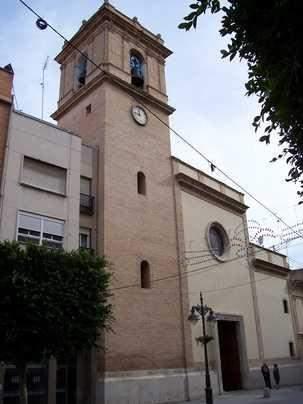 parroquia de nuestra senora de los angeles mislata