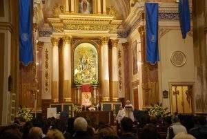 parroquia de nuestra senora de los angeles serra