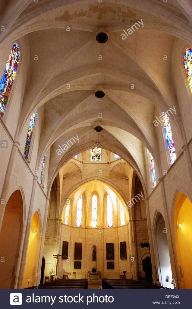 parroquia de nuestra senora de los angeles sineu