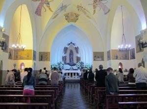 parroquia de nuestra senora de los angeles tama