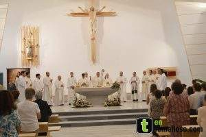 parroquia de nuestra senora de los angeles tomelloso