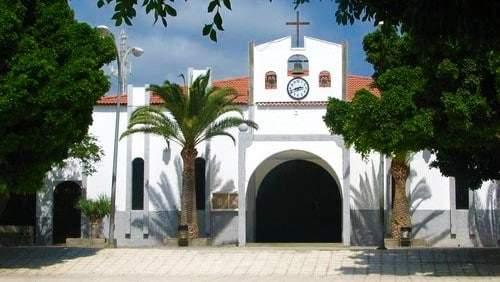 parroquia de nuestra senora de los dolores cercados de espino san bartolome de tirajana