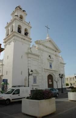 parroquia de nuestra senora de los dolores isla cristina