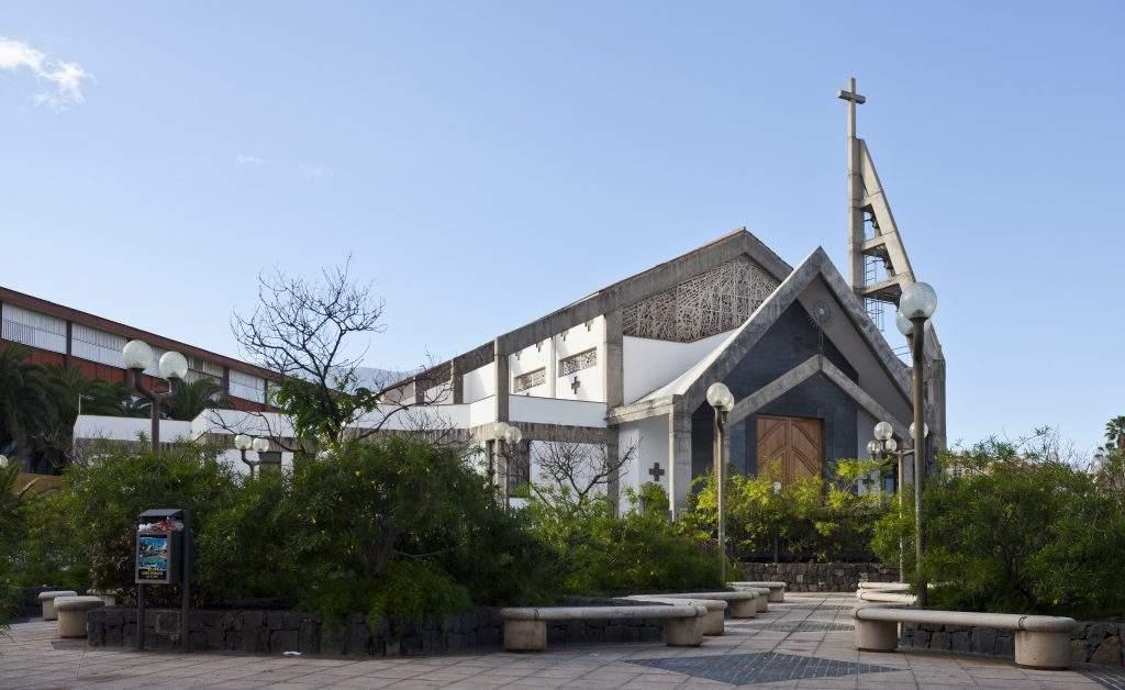 parroquia de nuestra senora de los dolores y san felipe apostol puerto de la cruz