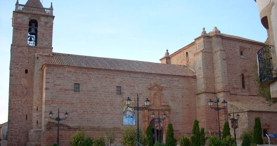 parroquia de nuestra senora de los olmos torre de juan abad