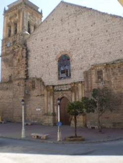 parroquia de nuestra senora de los remedios iznalloz