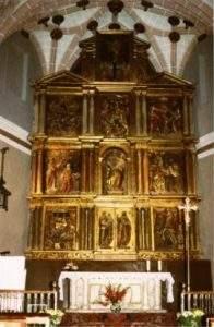 parroquia de nuestra senora de los reyes calcena
