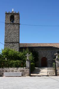 parroquia de nuestra senora de los villares navaluenga