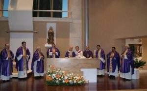 parroquia de nuestra senora de lourdes la flecha