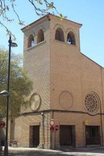 parroquia de nuestra senora de lourdes zaragoza
