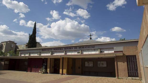 parroquia de nuestra senora de moratalaz madrid 1