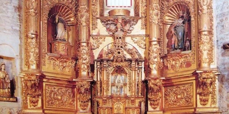 parroquia de nuestra senora de nazaret montejo de la sierra