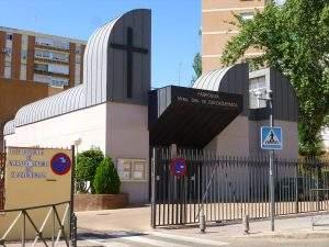Parroquia de Nuestra Señora de Zarzaquemada (Leganés)