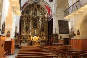 Parroquia de Nuestra Señora del Burgo (Alfaro)