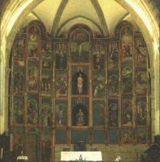 parroquia de nuestra senora del camino medina de las torres
