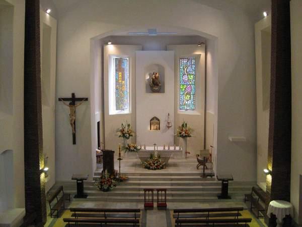 parroquia de nuestra senora del carmen aguilas