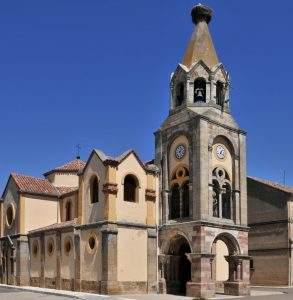 Parroquia de Nuestra Señora del Carmen (Alar del Rey)