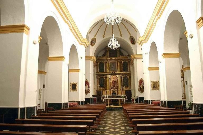 parroquia de nuestra senora del carmen algeciras