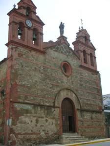 parroquia de nuestra senora del carmen aracena