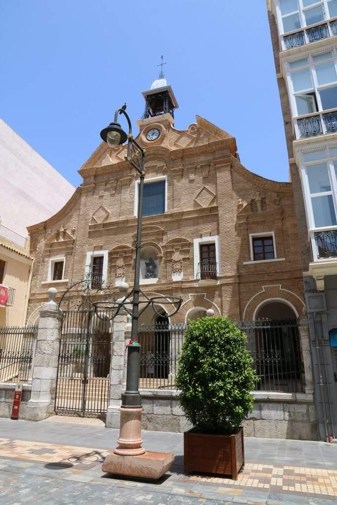 parroquia de nuestra senora del carmen cartagena
