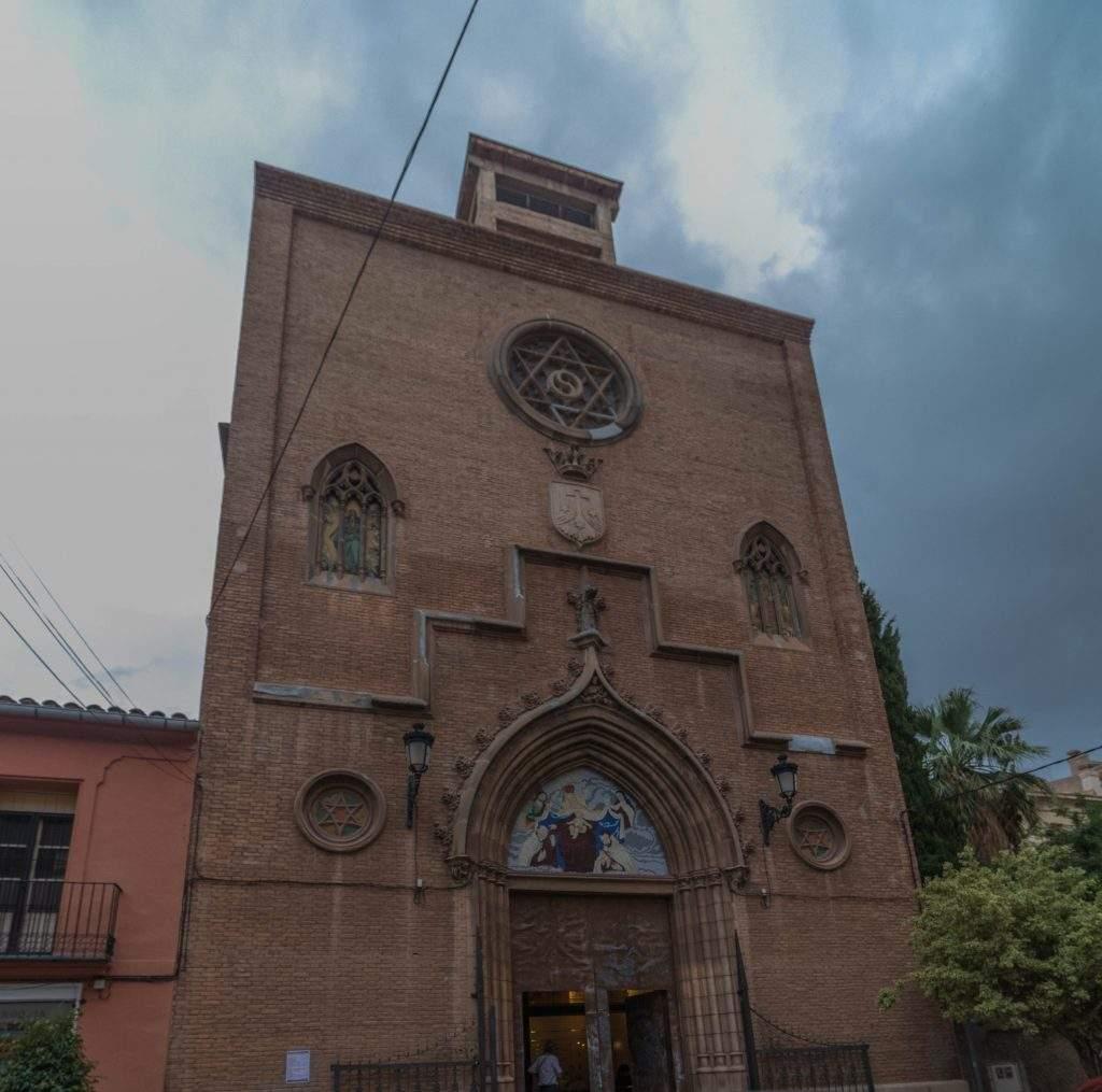 parroquia de nuestra senora del carmen castellon de la plana 1