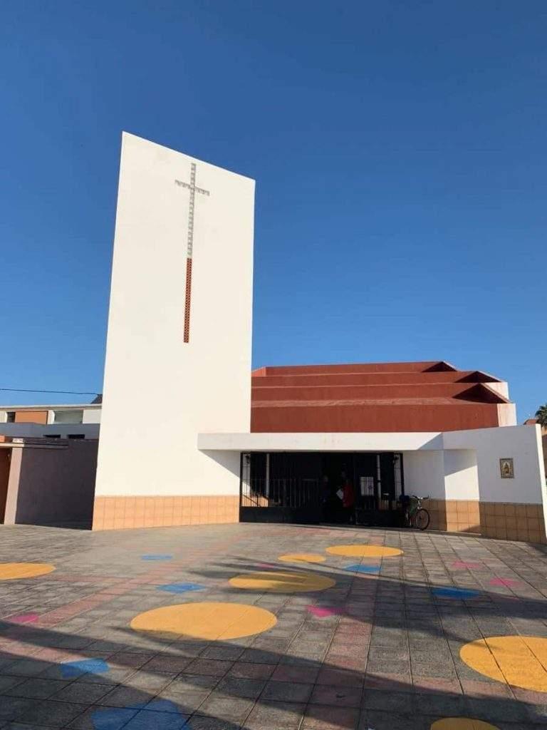 parroquia de nuestra senora del carmen corralejo