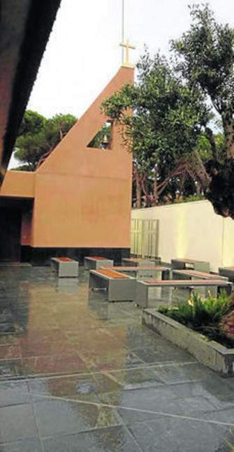 parroquia de nuestra senora del carmen el pino barrosa chiclana costa