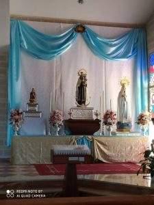 parroquia de nuestra senora del carmen iglesia de abajo campanillas
