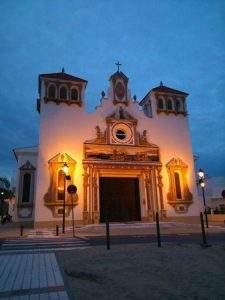 Parroquia de Nuestra Señora del Carmen (La Antilla)