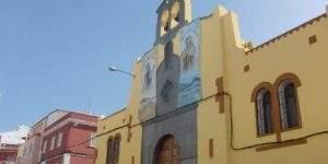 parroquia de nuestra senora del carmen las palmas de gran canaria