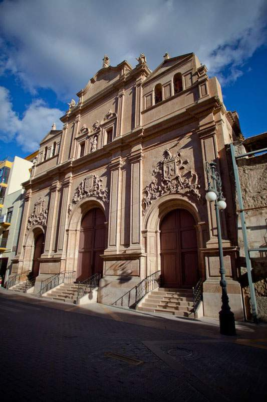 parroquia de nuestra senora del carmen lorca