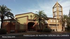 parroquia de nuestra senora del carmen manises