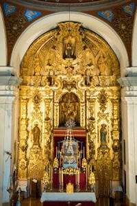 parroquia de nuestra senora del carmen montoro