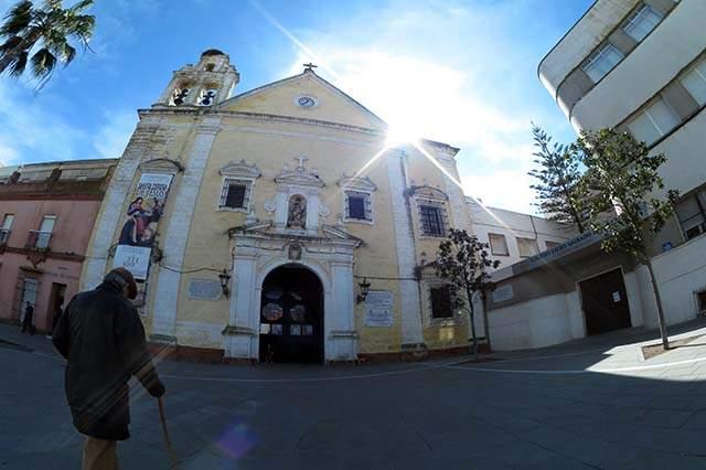 parroquia de nuestra senora del carmen san fernando