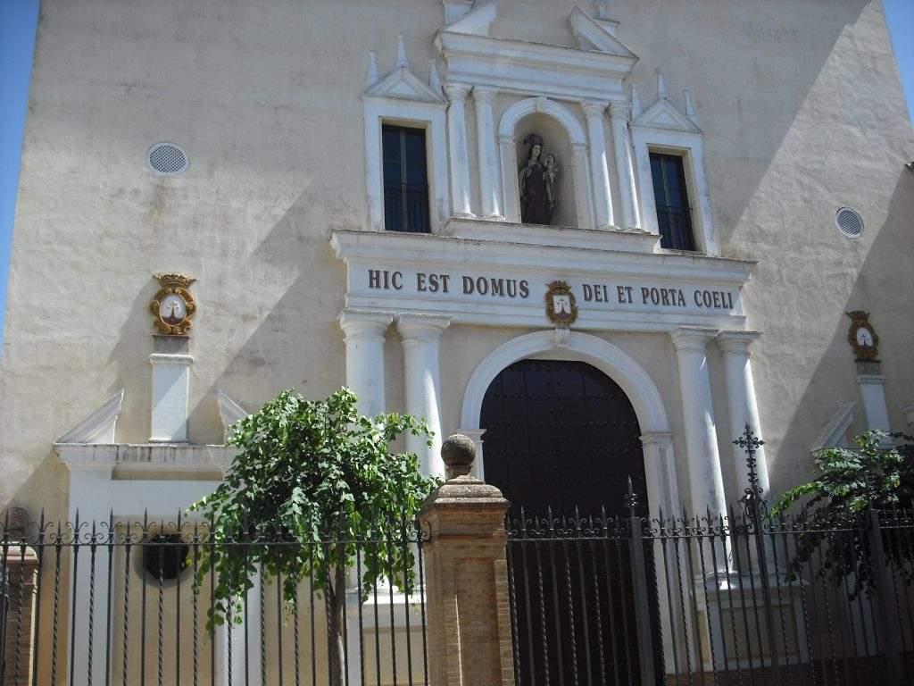 parroquia de nuestra senora del carmen sanlucar de barrameda