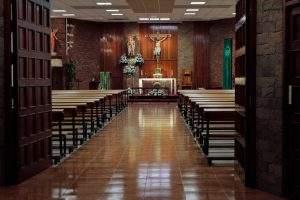 parroquia de nuestra senora del carmen santo angel