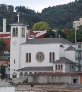 parroquia de nuestra senora del carmen trintxerpe pasaia