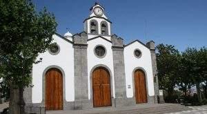 Parroquia de Nuestra Señora del Carmen (Zumacal y Monagas) (Valleseco)