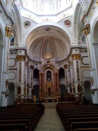 parroquia de nuestra senora del consuelo altea