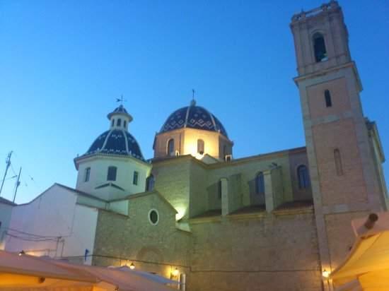 parroquia de nuestra senora del consuelo madrid