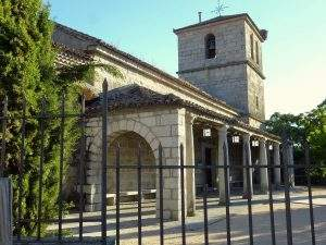 parroquia de nuestra senora del enebral collado villalba