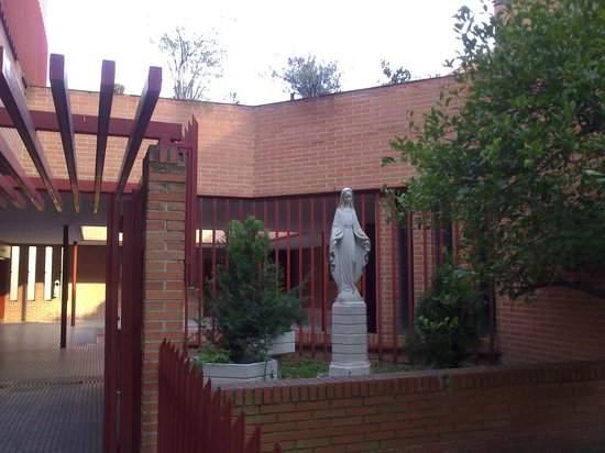 parroquia de nuestra senora del espino claretianos madrid