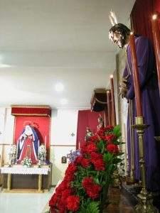 parroquia de nuestra senora del juncal sevilla